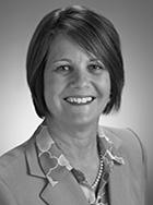Terri Hoffman, president, St. Joseph's Foundation