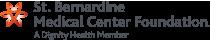 St. Bernardine Medical Center Foundation Logo