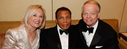 walkers and Muhammad Ali