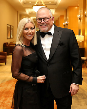 Renee and Bob Parsons