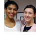 Portrait of Meisje Burton, MD, MBA, and Taylor Jenkins
