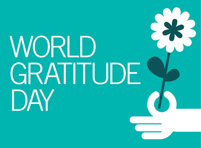 World Gratitude Day=
